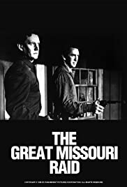 The Great Missouri Raid (1951) Poster - Movie Forum, Cast, Reviews
