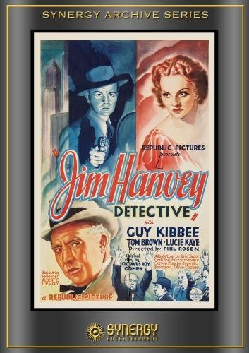 image Jim Hanvey, Detective Watch Full Movie Free Online