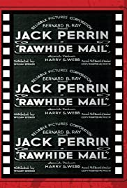 Rawhide Mail Poster
