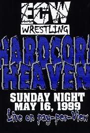 ECW Hardcore Heaven '99 Poster