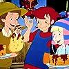 Melissa Altro, Olivia Garratt, and Noah Reid in Pippi Longstocking (1997)