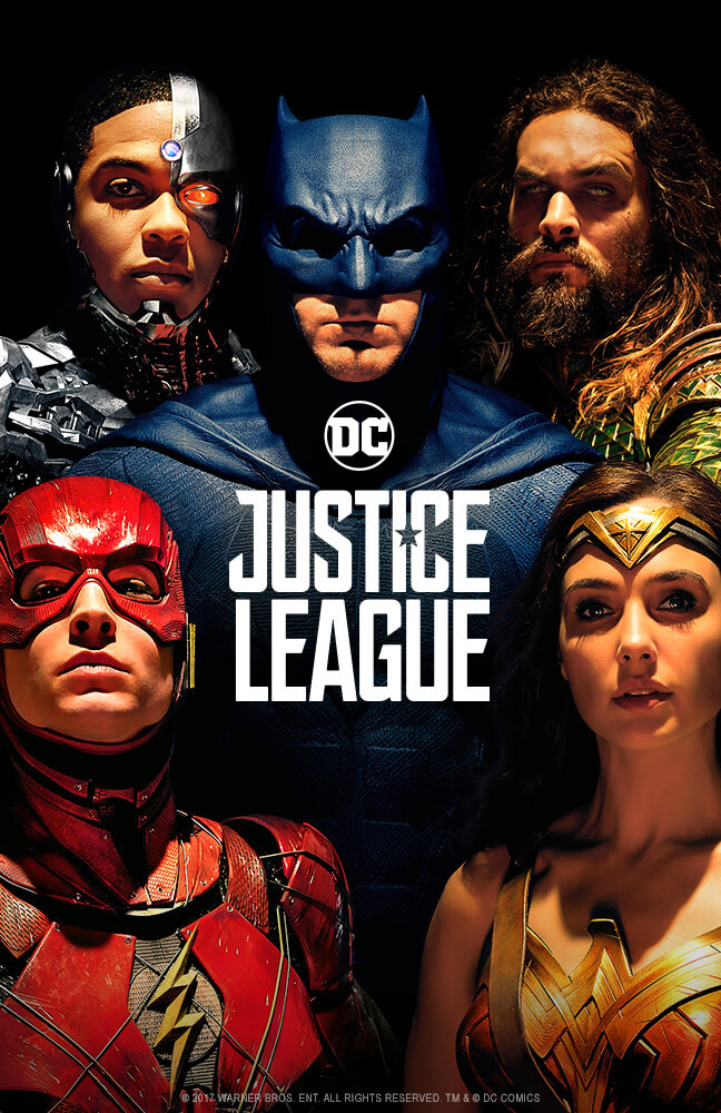Justice League [720p] English Movie Torrent 2017 download