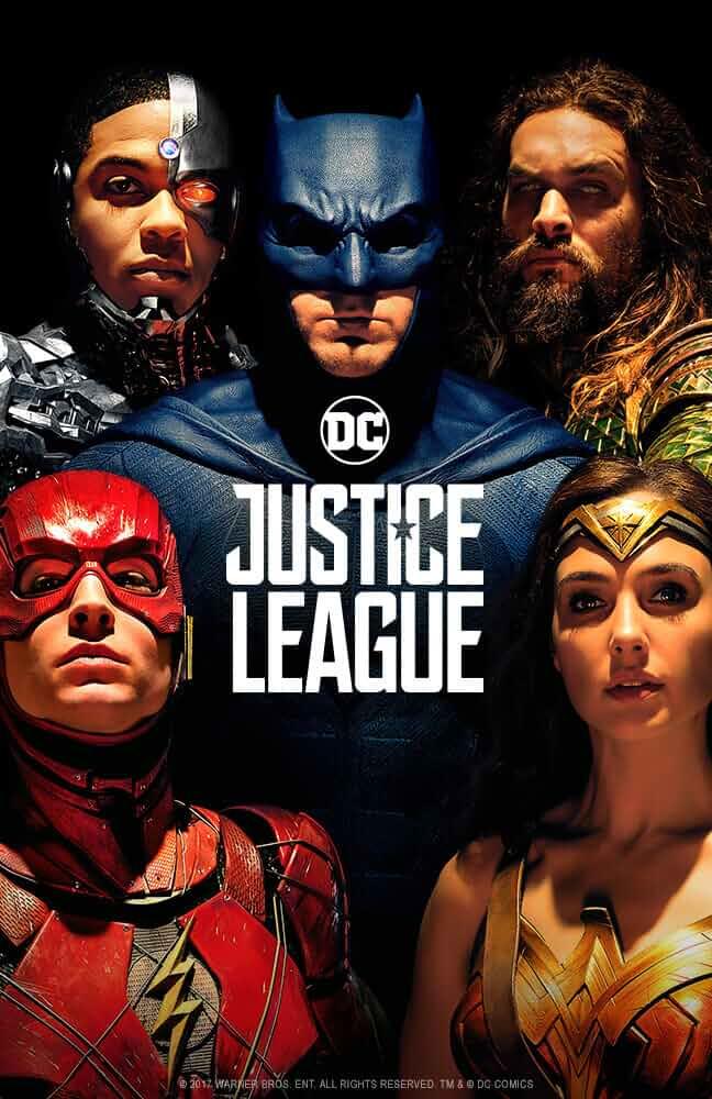 Danny Elfman - Justice League (2017) (OST) FLAC