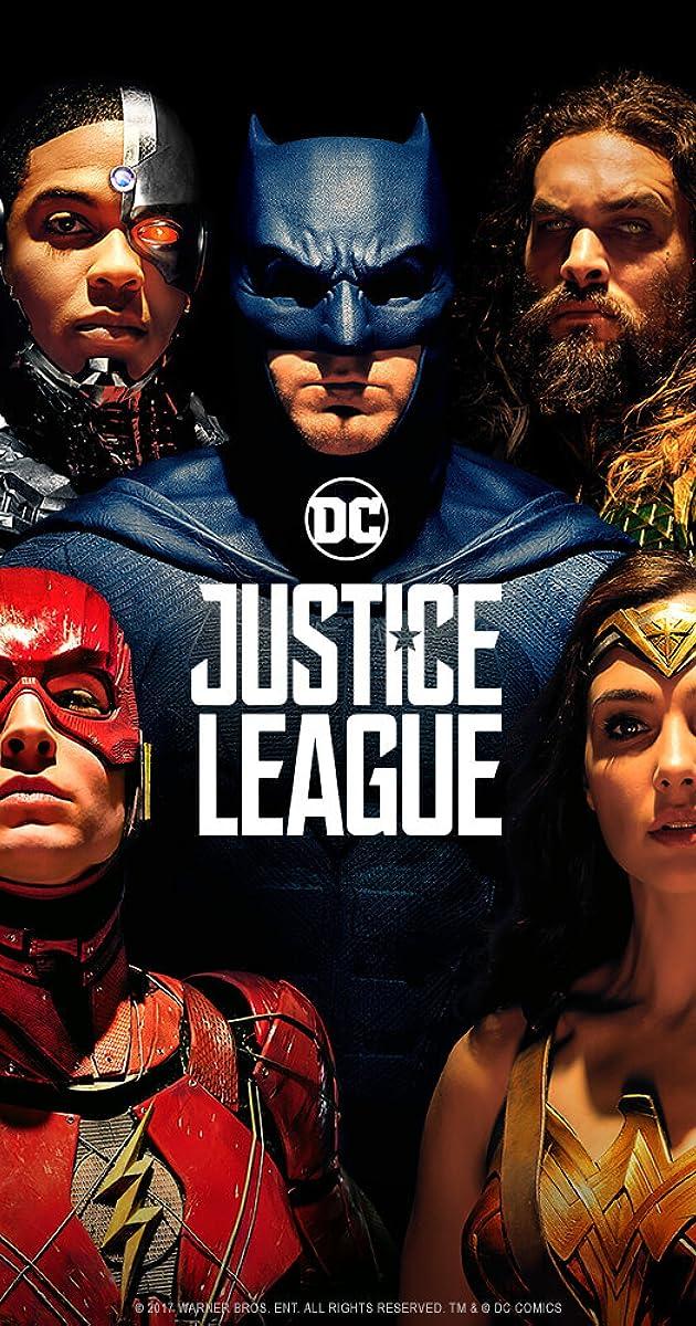 Teisingumo lyga / Justice League (2017) Online