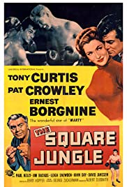 The Square Jungle Poster