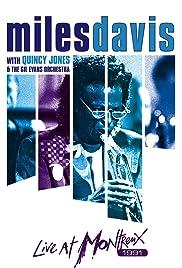 Miles Davis & Quincy Jones: Live at Montreux Poster
