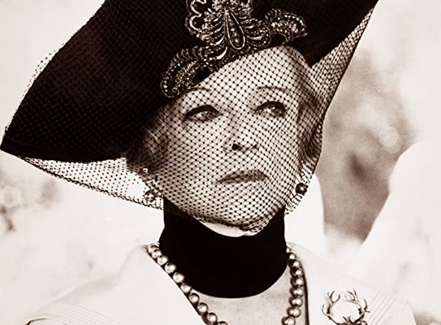 Bette Davis in Death on the Nile (1978)