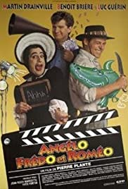 Angelo, Frédo et Roméo (1996) Poster - Movie Forum, Cast, Reviews