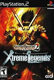 Samurai Warriors 2: Xtreme Legends Poster