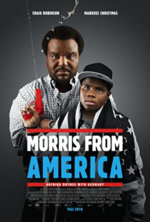 Morris from America (2016)