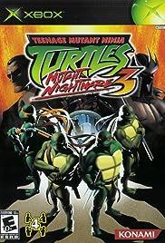 Teenage Mutant Ninja Turtles 3: Mutant Nightmare Poster