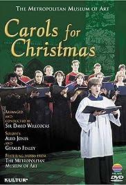Carols for Christmas Poster