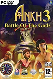 Ankh 3: Battle of the Gods Poster