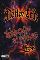 Image of Mötley Crüe: Lewd Crüed & Tattooed
