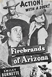 Firebrands of Arizona Poster