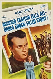 The Bamboo Prison (1954) Poster - Movie Forum, Cast, Reviews