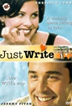 Primary image for Just Write
