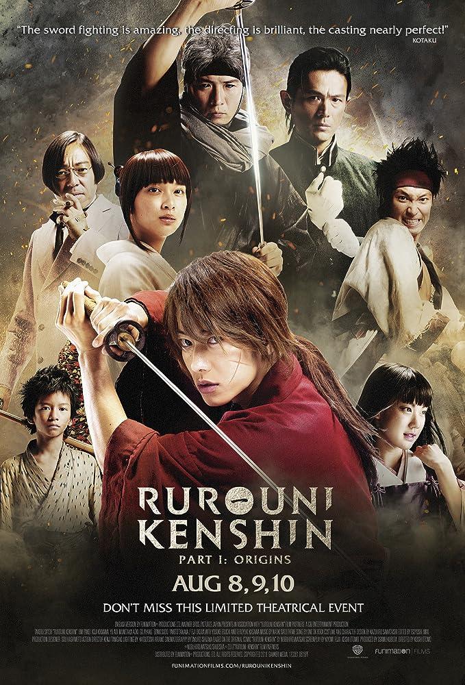Rurouni Kenshin 2012 720p BluRay