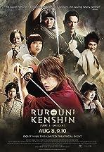 Rurôni Kenshin: Meiji kenkaku roman tan