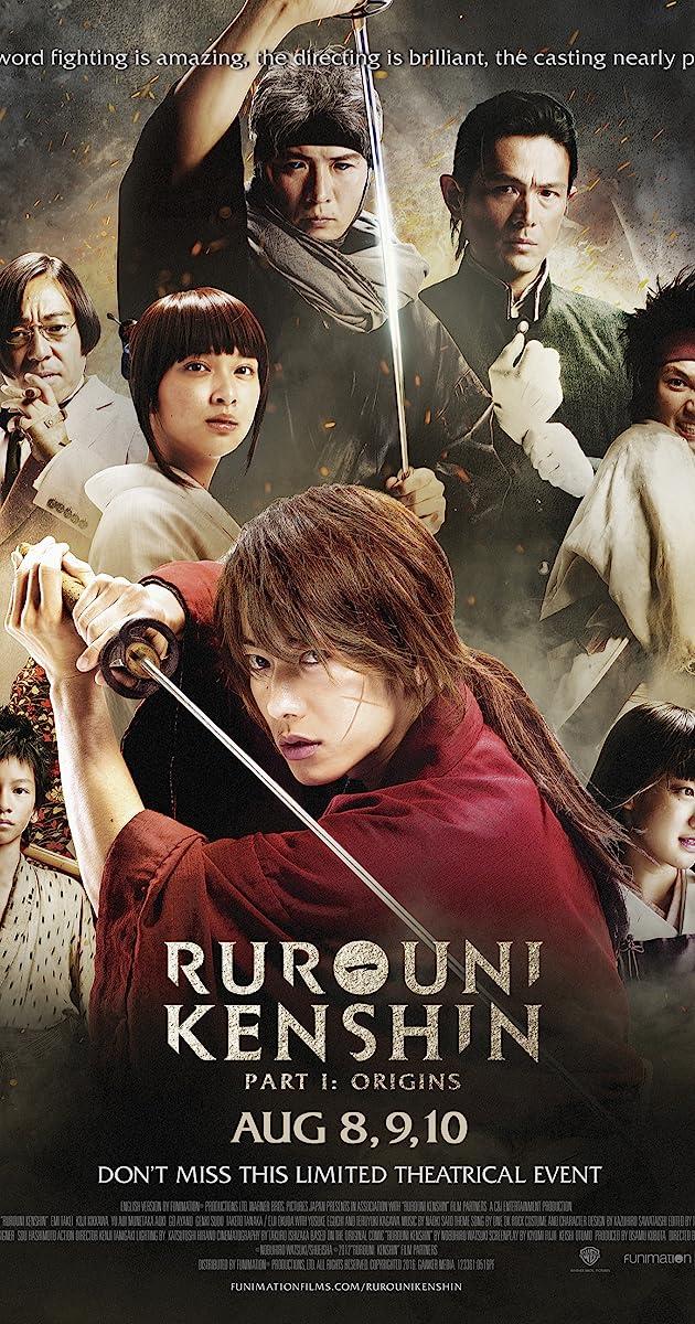 Rurôni Kenshin: Meiji kenkaku roman tan (2012) 720p