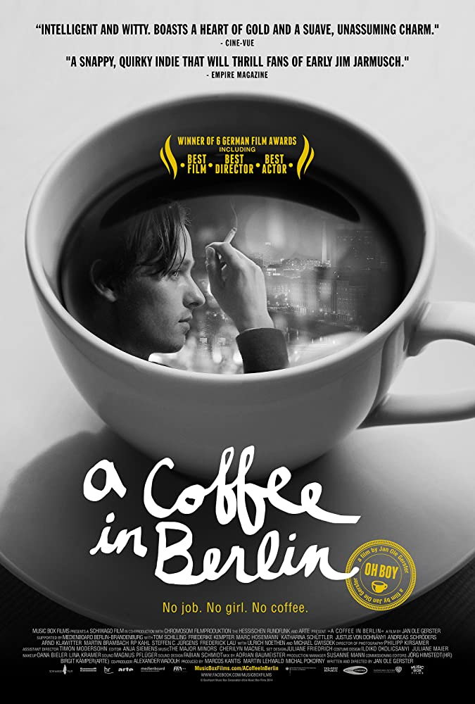 A Coffee in Berlin