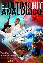 El último hit analógico: Macarena Poster