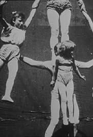 Akrobatisches Potpourri Poster