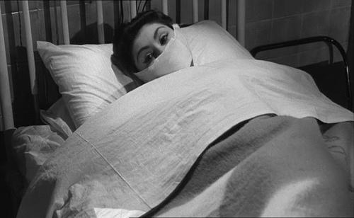 Nurse bound and gagged