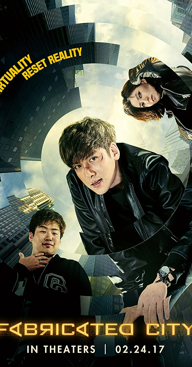 Fabricated City 2017 BRRip