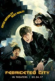 Fabricated City 2017 Dual Audio Movie 350MB