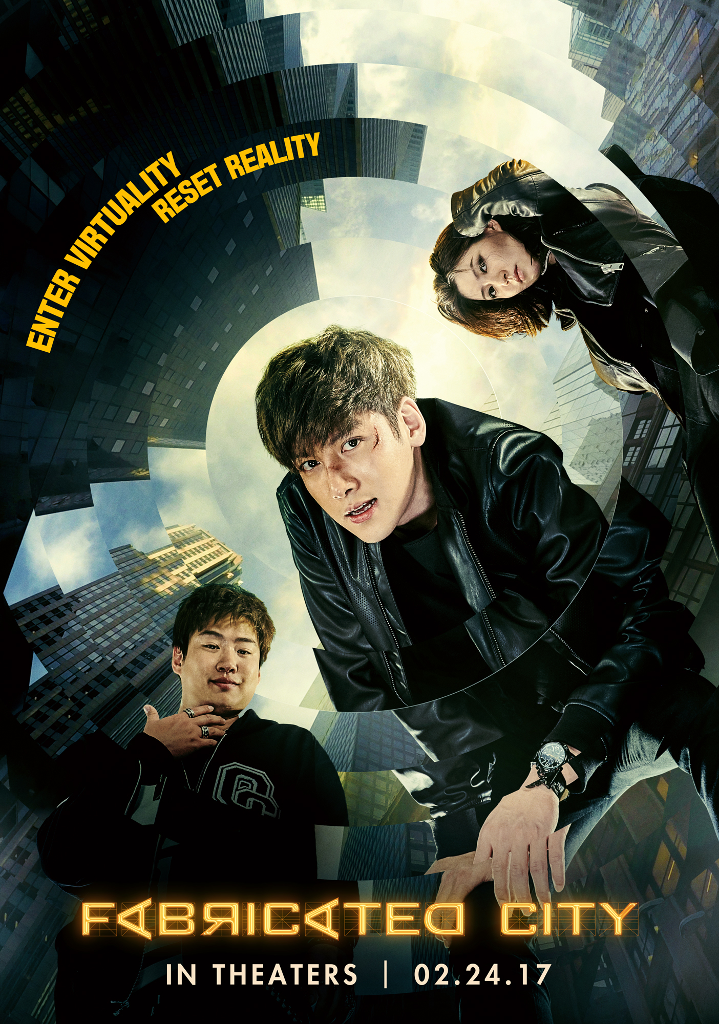 Image Fabricated City Watch Full Movie Free Online