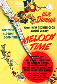 Melody Time (1948) Poster - Movie Forum, Cast, Reviews