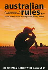 Australian Rules (2002) Poster - Movie Forum, Cast, Reviews