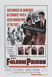 Inside the Walls of Folsom Prison (1951) Poster - Movie Forum, Cast, Reviews