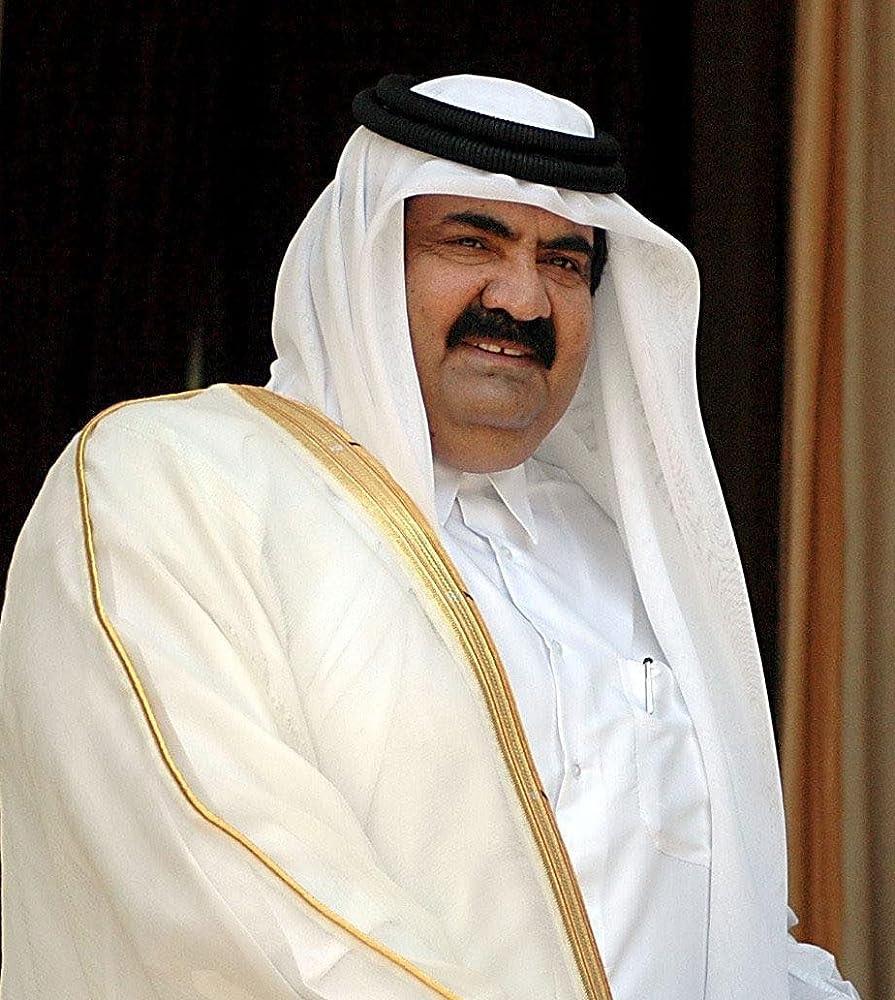 Image result for Sheikh Hamad bin Khalifa