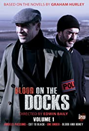 Blood on the Docks Poster