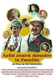 Asta-seara dansam in familie(1972) Poster - Movie Forum, Cast, Reviews