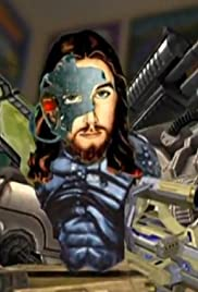 History of Super Mecha Death Christ Poster