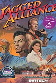 Jagged Alliance Poster