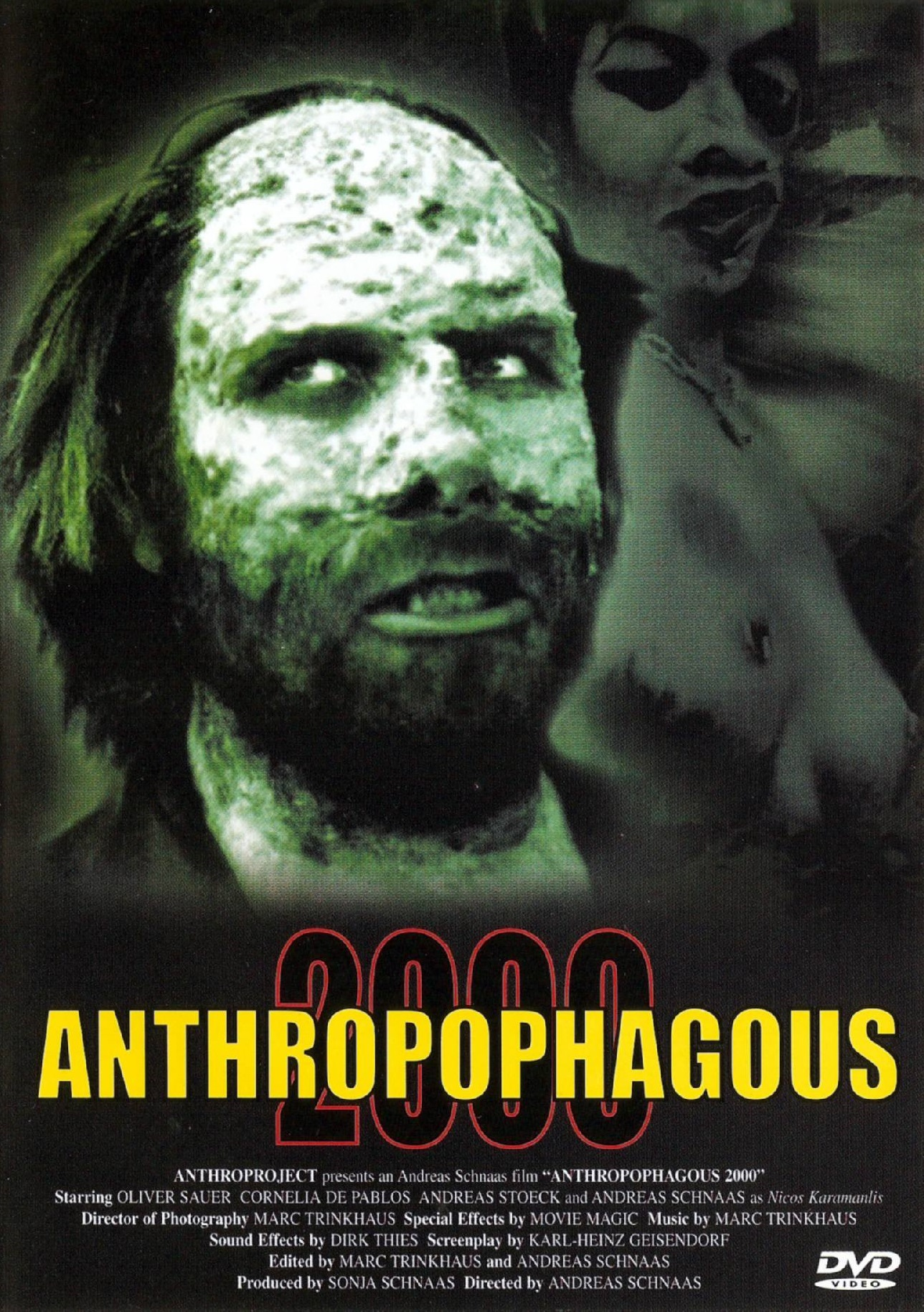 Anthropophagous 2000 Watch Full Movie Free Online
