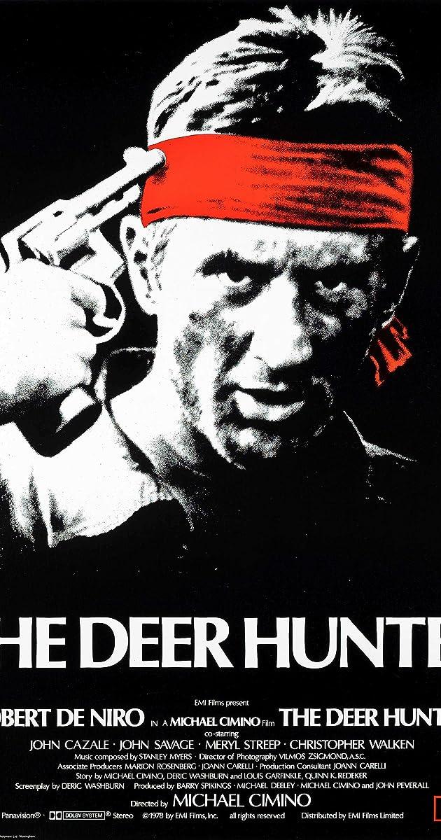 Elnių medžiotojas / The Deer Hunter (2011) Online