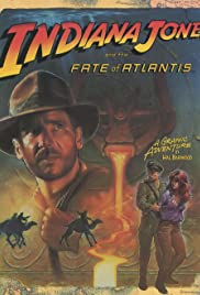 Indiana Jones and the Fate of Atlantis Poster