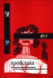 Spotkania Poster