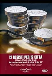 12 registi per 12 città (1989) Poster - Movie Forum, Cast, Reviews