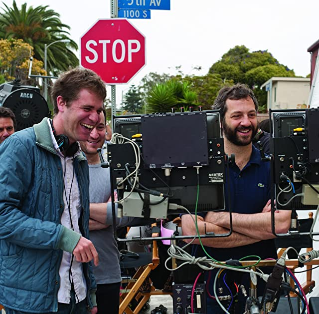 Judd Apatow, Rodney Rothman, and Nicholas Stoller in Get Him to the Greek (2010)