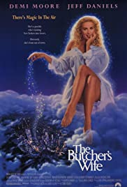The Butcher's Wife (1991) Poster - Movie Forum, Cast, Reviews