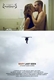 Mary Last Seen (2010) Poster - Movie Forum, Cast, Reviews