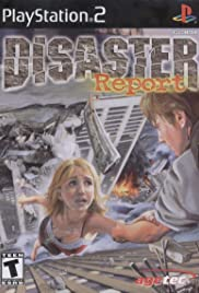 Disaster Report Poster