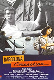Barcelona Connection Poster