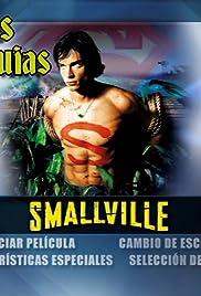 Las reliquias: Smallville Poster